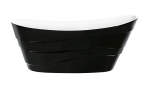 Ванна Alya Lagard. Цвет: Black Agate