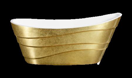 Ванна Alya Lagard. Цвет: Treasure Gold