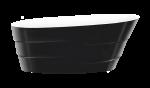 Ванна Lagard Auguste. Цвет: Black Agate