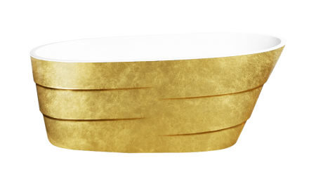 Ванна Lagard Auguste. Цвет: Treasure Gold