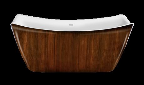 Ванна Lagard Meda. Цвет: Brown Wood