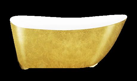 Ванна Lagard Minoti. Цвет: Treasure Gold