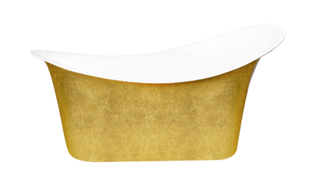 Ванна Lagard Tiffany. Цвет: Treasure Gold